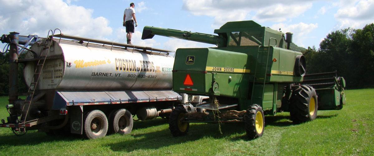 combine truck